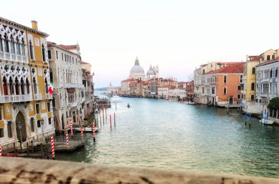 Jak optymalnie zwiedzić Wenecję?
