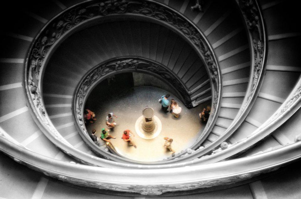 Roma i Vaticano bez pośpiechu