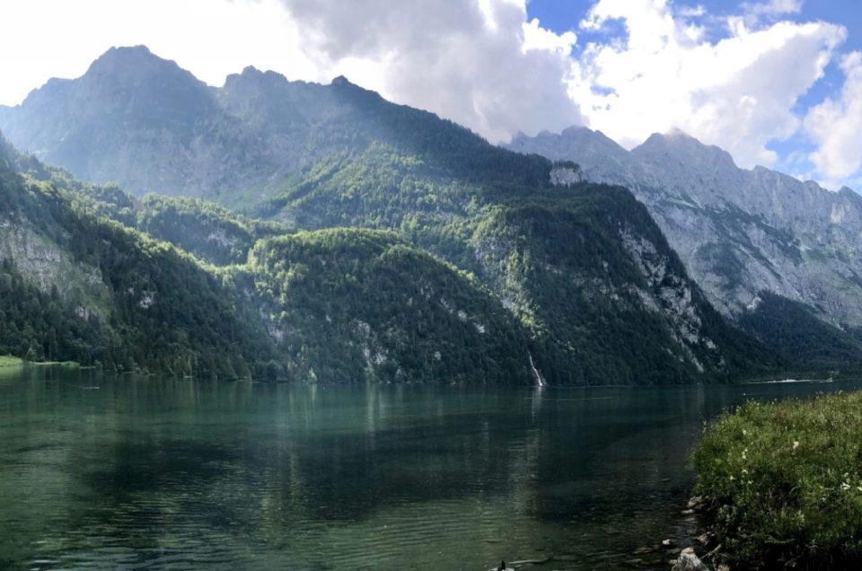Bawaria – rejs po jeziorze Königssee