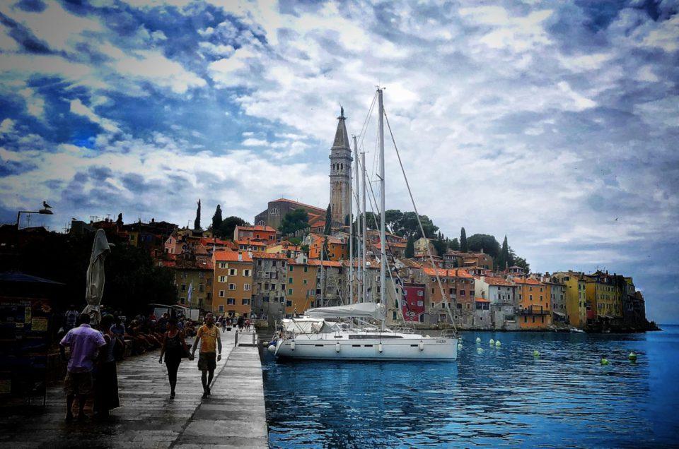 Rovinj – najładniejsze miasto regionu Istria
