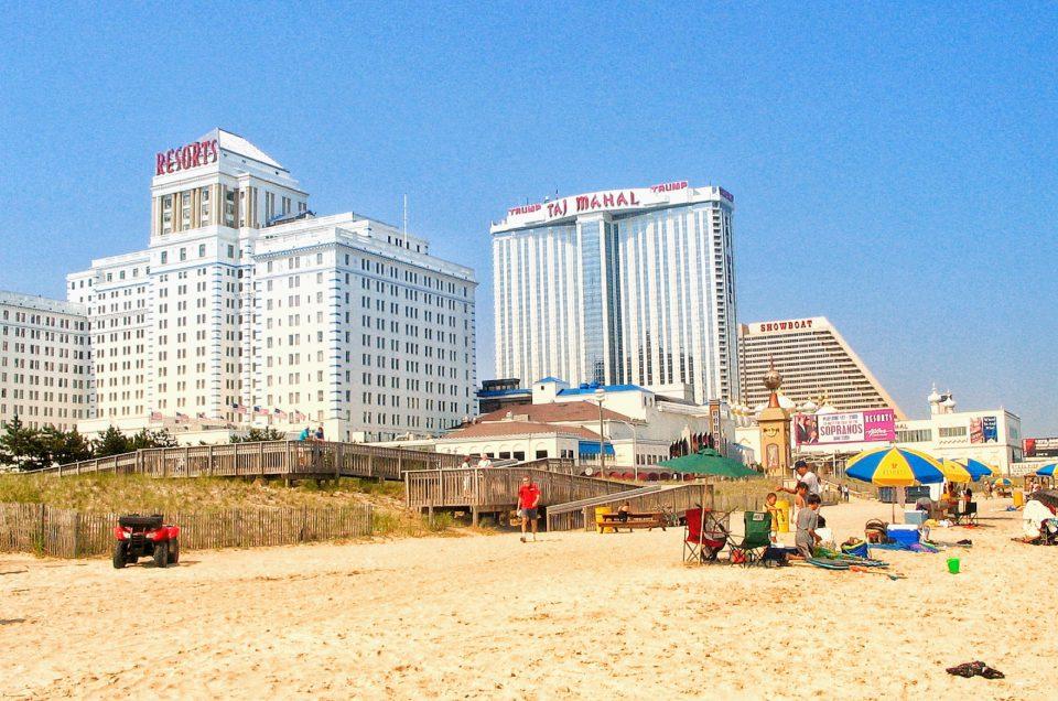 Granie w Texas Hold'em w Atlantic City i czemu kasyno wygrywa?