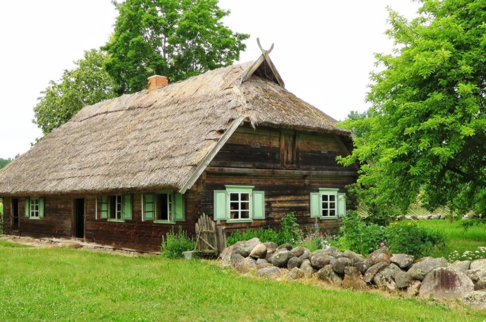 Litwa na weekend, część I – skansen w Rumszyszkach