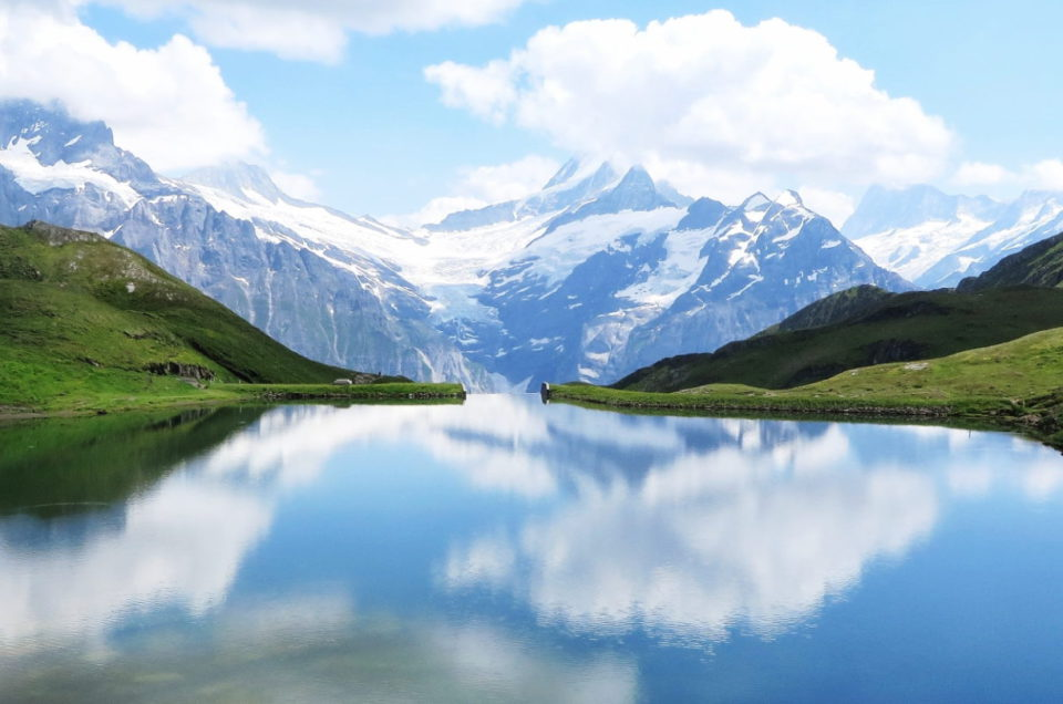 Region Jungfrau z dzieckiem, część I – Grindelwald