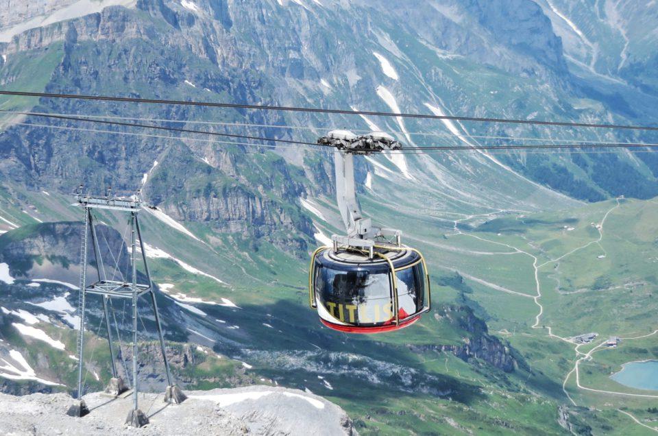 Wjazd na Titlis 3020m + zajawka Lucerny
