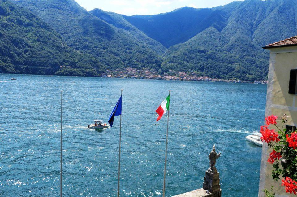 Jezioro Como – miejsce, które spełniło wszelkie oczekiwania