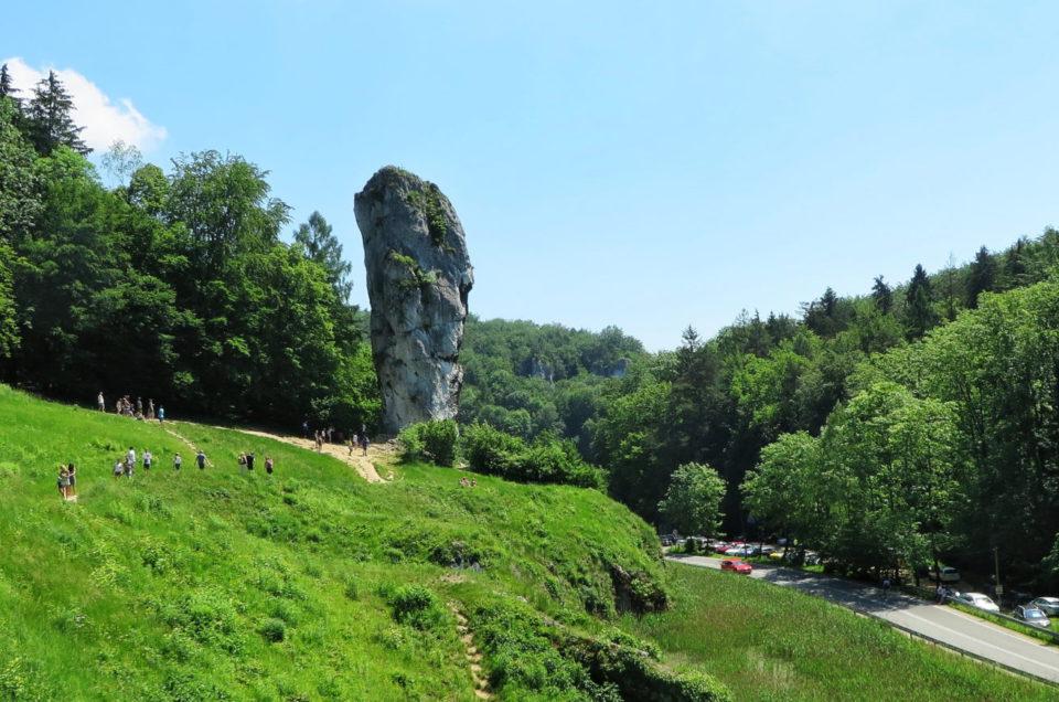 Ojcowski Park Narodowy – Maczuga Herkulesa i zamek Pieskowa Skała