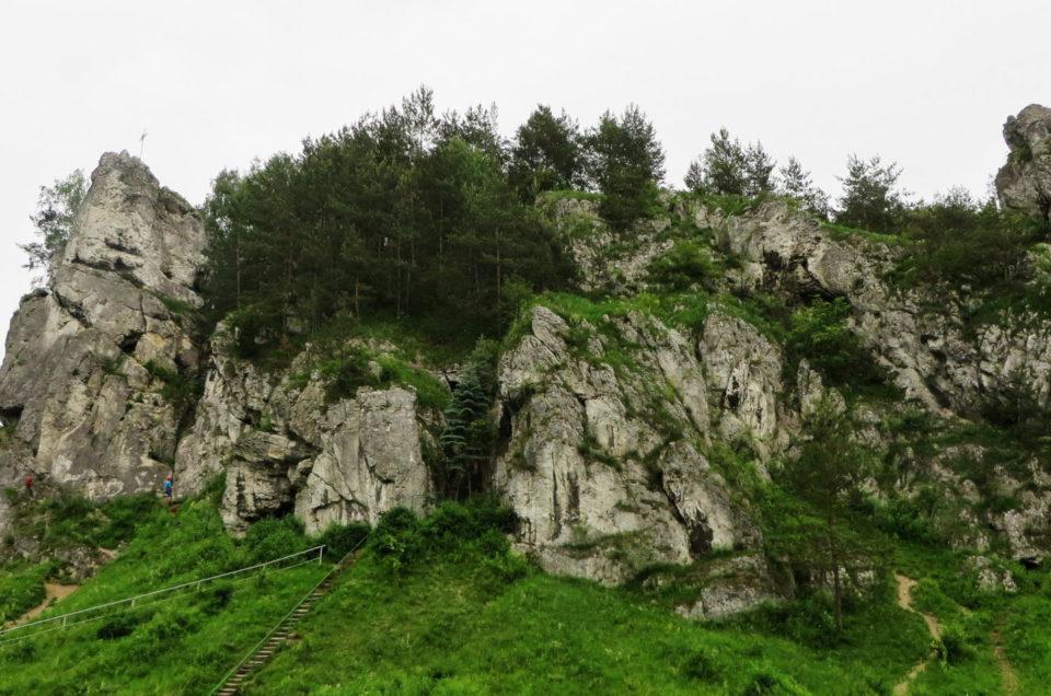 Spacer doliną Będkowską i Kobylańską w jeden dzień
