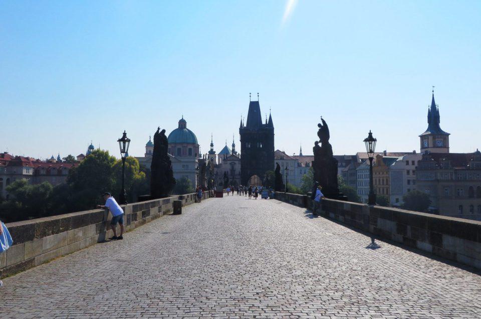 Praga – część I, konkretny plan zwiedzania – Stare Miasto