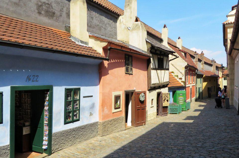 Praga – część II, konkretny plan zwiedzania – Hradczany
